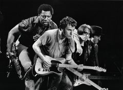Awesome Bruce Springsteen and the E Street Band Vintage Original Photograph