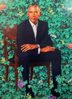 Barack Obama White House Portrait