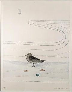 UNTITLED (SHORE BIRD)