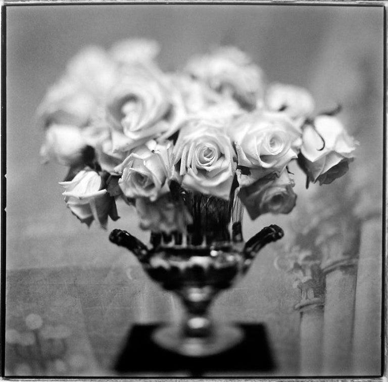Keith Carter b.1948 Still-Life Photograph - Roses