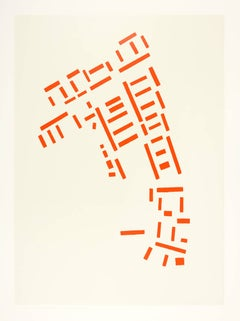 Keith Coventry, Aylesbury Estate, screenprint, 2014, signed