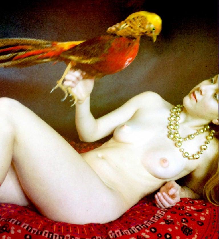 Keith Hamilton Color Photograph - Titian's Daughter