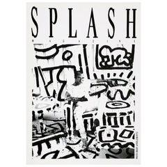 Keith Haring Area Nightclub invite New York, 1986