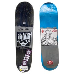 Keith Haring, AVE Skate Board Collector