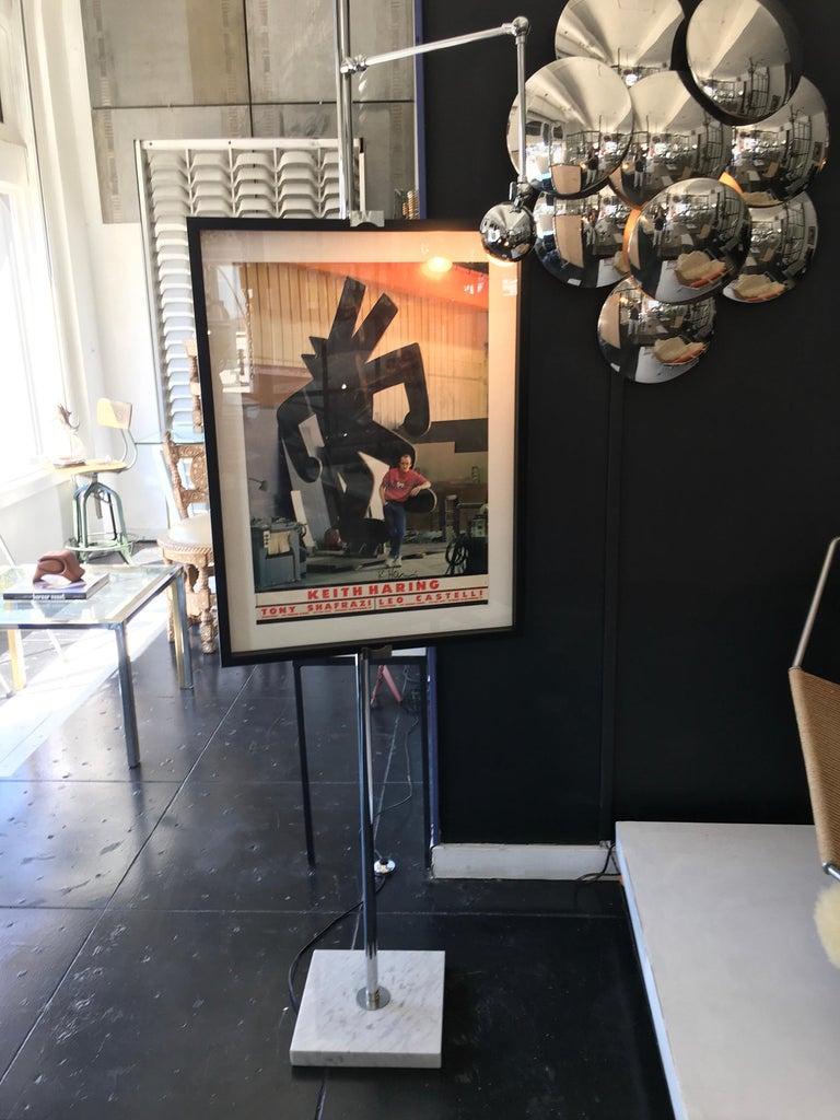 American Keith Haring, Ivan Dalla Tana Keith Haring or Tony, Poster