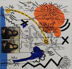 Composition II, from: Apocalypse - Pop Art, Post War American Art