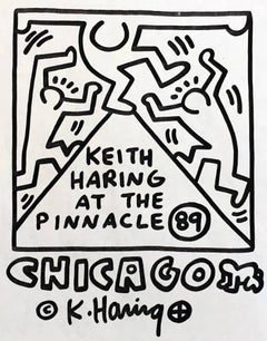Keith Haring for Chicago public schools (Keith Haring prints)