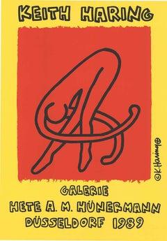 Keith Haring Galerie Hete A. M. Hunermann