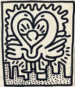 Keith Haring Kutztown Connection 1984 (Keith Haring prints posters)