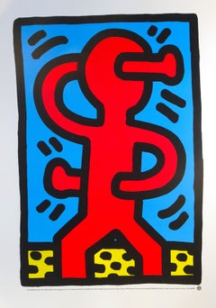 Konvolut - 1980s - Keith Haring - Offset - Contemporary