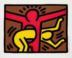 Pop Shop IV -- Screen Print, Pop Art by Keith Haring