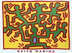 Untitled, 1988 (From Growing Series), Exhibition Poster