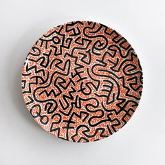 Untitled, Plate for Coalition for the Homeless, Street Art, Contemporary Art