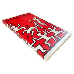 Keith Haring The Paris Review, 1982 'Vintage Keith Haring'