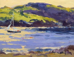Late Afternoon, Monhegan