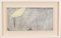 Keith Purser, Dhow by Moonlight, 2013, abstract painting