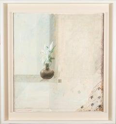 Keith Purser, Light, Light Interior, still life painting