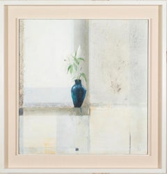 Keith Purser, Untitled (Light Interior II), still life painting