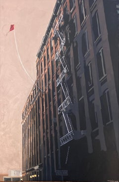 Brooklyn Heights, Original Painting
