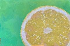Lemon/Lime, Oil Painting