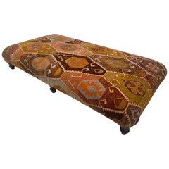 Kelim Sofa Table