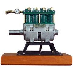 Kelloge 1910 Tire Pump