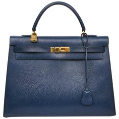 Kelly 35 HERMES Vintage Bag