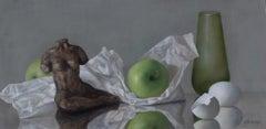 """The Genesis of Femininity"" Oil Painting"