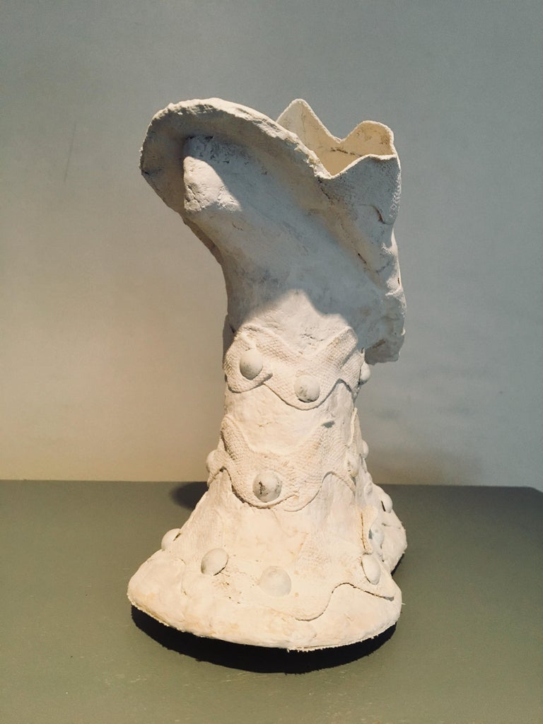 Sculpture Victorian Shoe: 'Chopine III' For Sale 3