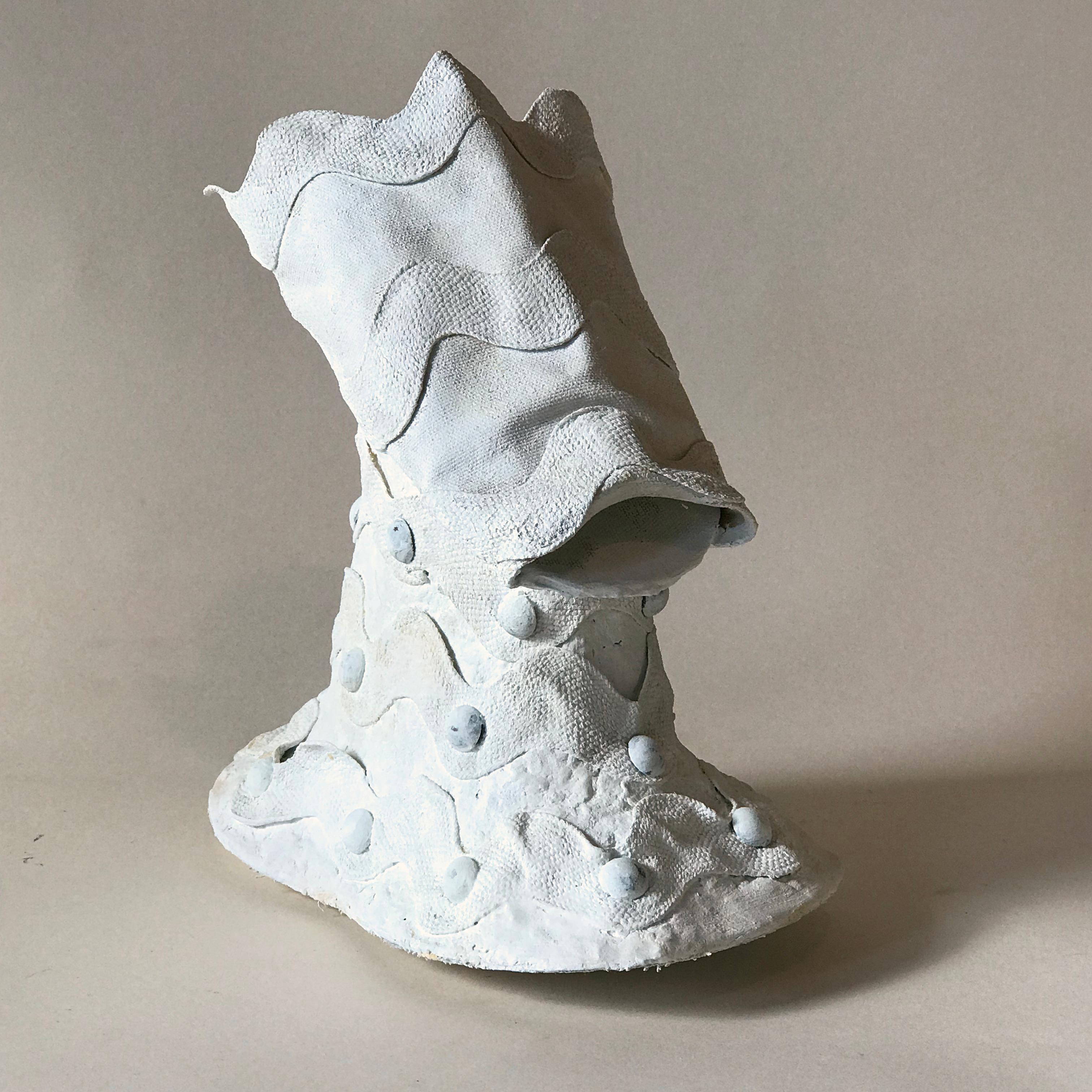 Sculpture Victorian Shoe: 'Chopine III'
