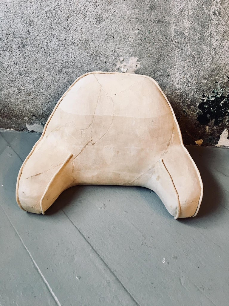 Kelly Bugden + Van Wifvat Abstract Sculpture - Abstract Pillow Sculpture: 'Untitiled'