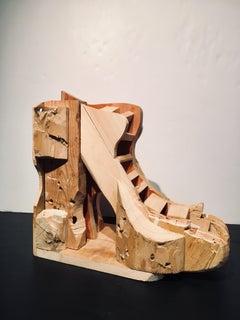 Sculpture; Untitiled (Shoe II)