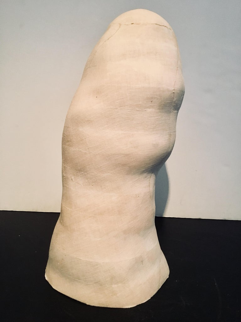 Abstract Head Sculpture: 'Untitled' For Sale 1