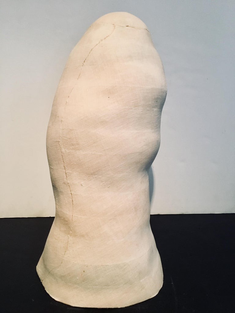 Abstract Head Sculpture: 'Untitled' For Sale 4