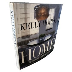 Kelly Hoppen Home From Concept to Reality Book by Helen Chislet Design Book