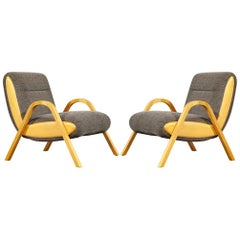 Kelly Wearstler Camden Modern Lounge Chairs