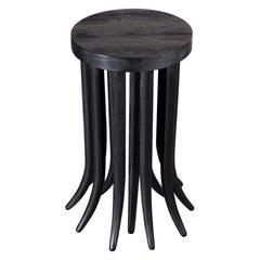 Kelly Wearstler Drexel Side Table in Ebonized Douglas Fir