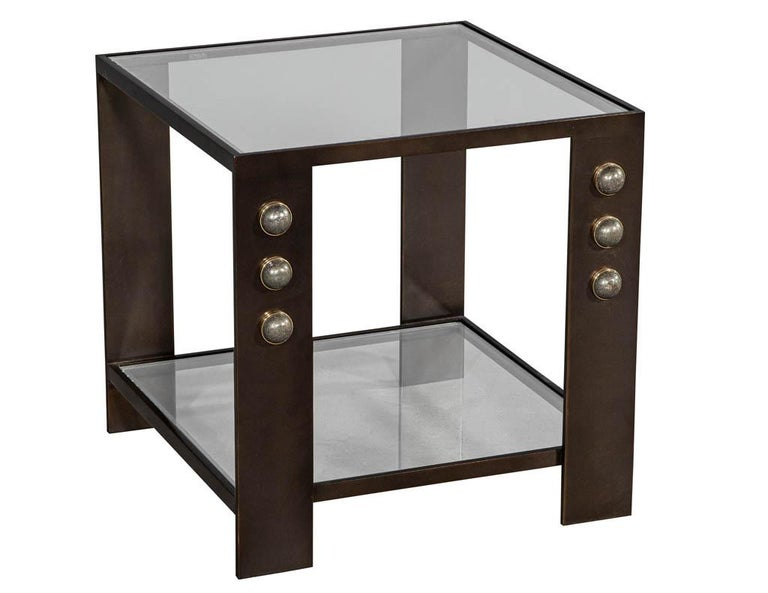 Kelly Wearstler Griffith Side Table For Sale 1