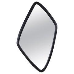 Kelly Wearstler Organic Finley Mirror in Ebonized Walnut
