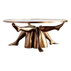 Kelly Wearstler Superluxe Isadora Legs Table