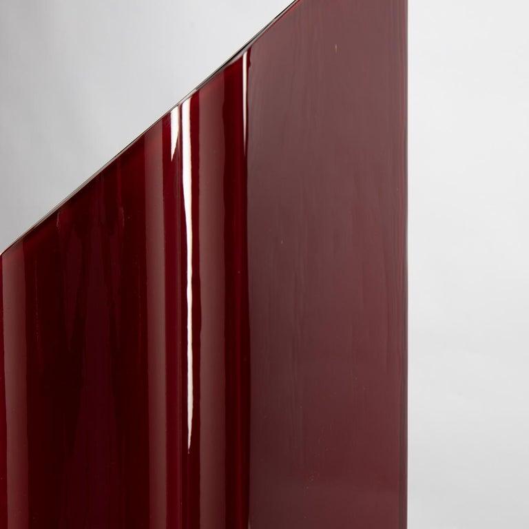 Kelo Vase, Timo Sarpaneva, Venini Murano 'Italy' In Good Condition For Sale In Brussels, BE