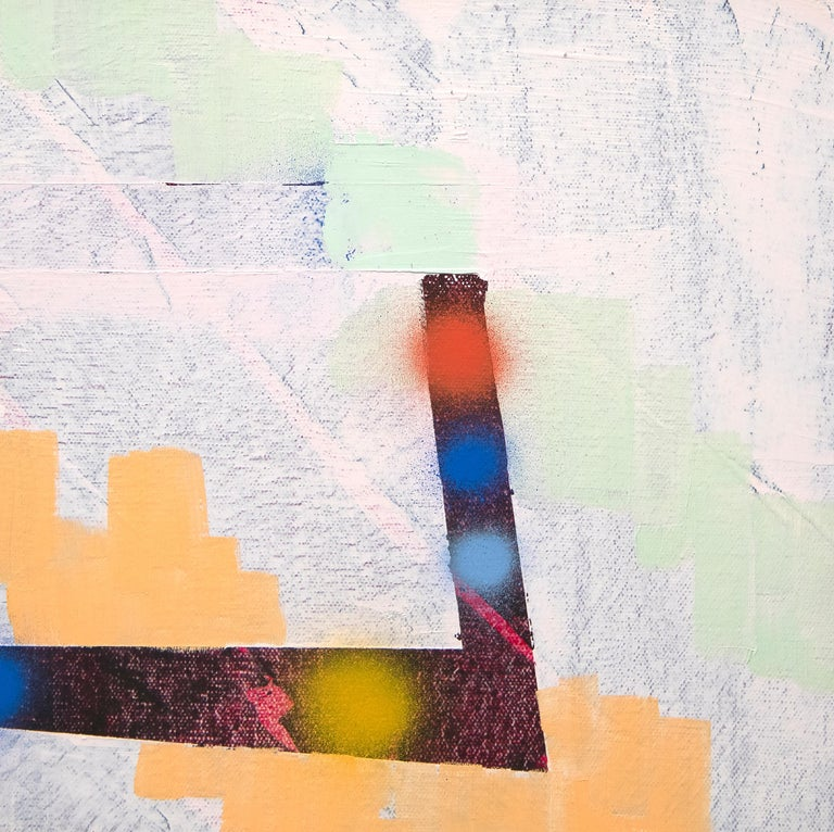 Untitled - Contemporary Painting by Keltie Ferris