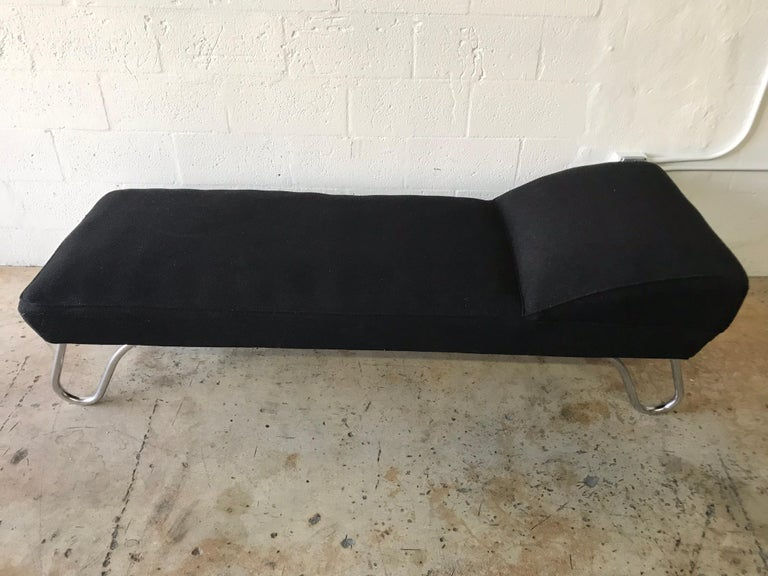 Kem Weber Streamline Art Deco Moderne Chaise Lounge Or Daybed In