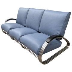 KEM Weber Triple Band Machine Age Sofa