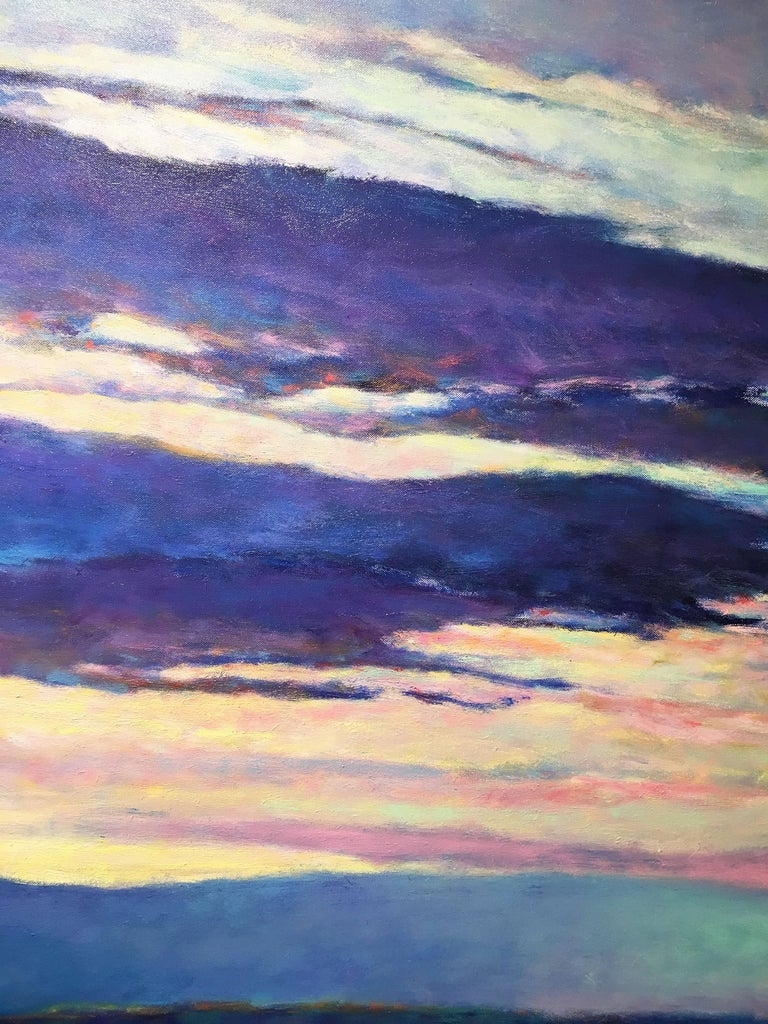 Blue Skyscape For Sale 1