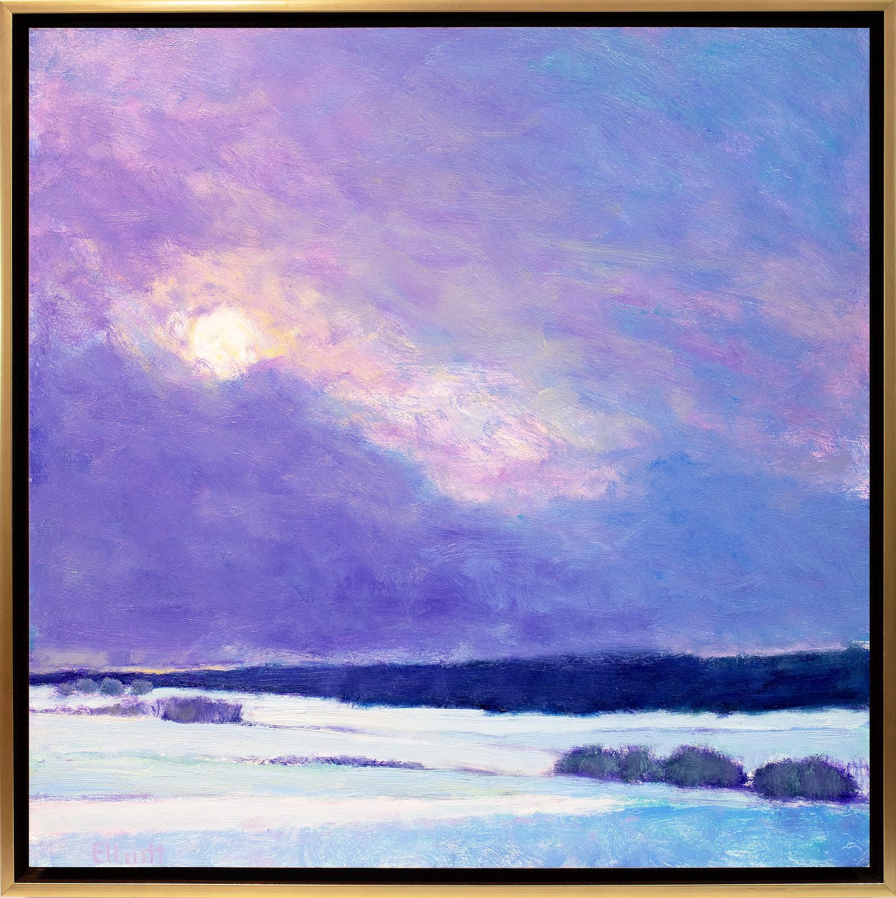 Sun on Snow II