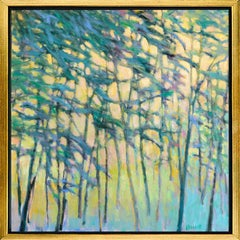 """""""Air Through the Forest,"""" Limited Edition Print, 30"""" x 30"""""""
