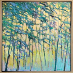 """""""Air Through the Forest,"""" Limited Edition Print, 36"""" x 36"""""""