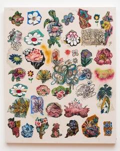 1960's Flower Sample
