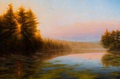 Ken Salaz - Annunciation, Spring Sunrise
